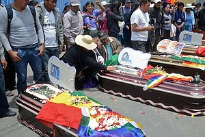 8 Killed In Bolivia As Protesters Call For Return of Oust...
