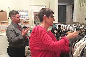 Wardrobe Update: Clothing Exchange Caters To Transgender Youth