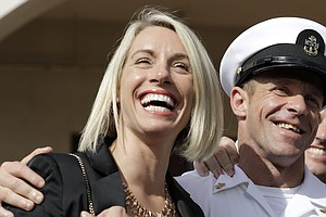 Photo for Former Navy SEAL Edward Gallagher Sues Navy Secretary, NYT Reporter, For Info...