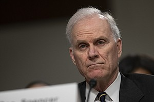 Navy Secretary Richard V. Spencer Forced Out Amid Controv...