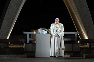 Pope Francis, In Visit To Hiroshima, Says Possession Of N...