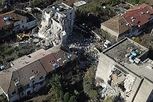 Albania Rocked By 6.4 Magnitude Earthquake, Killing At Least 18