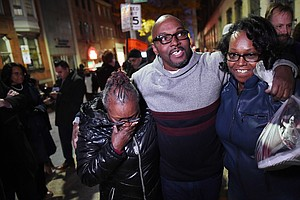 After 36 Years In Prison For 'Georgetown Jacket' Murder, 3 Men Are Exonerated...