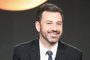 Jimmy Kimmel Writes A Picture Book, Says 'Kids Are Always...