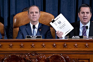 Schiff Impeachment Report Expected Tuesday After Republic...