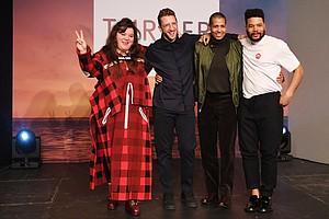 All For One And One For Four: Turner Prize Finalists Decide To Split Honor
