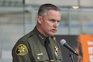 Orange County Sheriff's Department Kept Evidence Scandal A Secret For Nearly ...