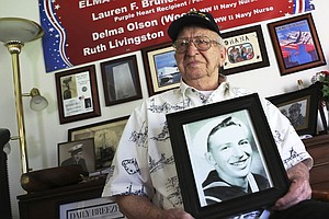 Pearl Harbor Veteran Expected To Be Last USS Arizona Survivor Interred On Ship