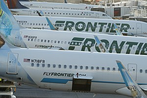 Flight Attendants, Pilots Say Frontier Discriminated Against New Moms