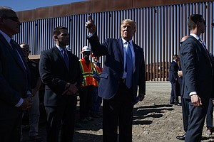 Federal Judge In Texas Blocks Trump Plan To Use Military Funds On Border Wall