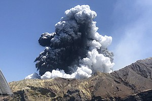 New Zealand Scrambles To Treat Burn Victims From Volcanic Eruption