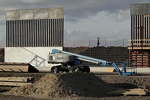 Federal Judge Blocks Diversion Of Military Construction M...