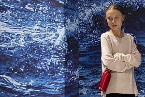 Greta Thunberg Is The 'Time' Person Of The Year For 2019