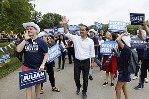 As Iowa Grows More Diverse, Democratic Candidates Are Tak...