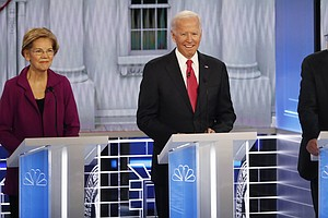 7 Democrats Qualify For December Primary Debate
