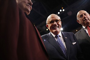 Giuliani: The Lawyer At The Center Of The Ukraine Affair, And The Path That L...