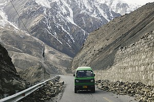 Life Along Pakistan's Mountain Highway Where China Is Investing Billions Of D...