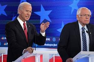 NPR/PBS NewsHour/Marist Poll: Biden, Sanders Lead 2020 Democratic Race