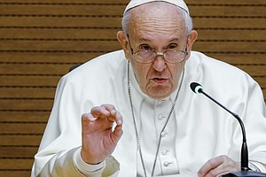 Pope Francis Ends 'Top Secret' Status For Sex Abuse Cases...