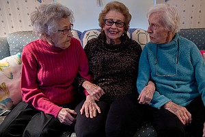 For These 'Three Dots,' 100 Years Of Friendship, Fellowship And Fun