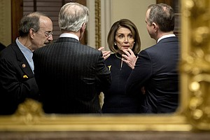 How House Speaker Nancy Pelosi Steered A Split Democratic Caucus To Unity