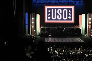 Nearly 80 Years On, The USO Still Keeps Service Members Connected To Home