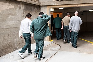 'Your Body Being Used': Where Prisoners Who Can't Vote Fi...