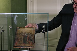 France Blocks Export Of $27 Million Medieval Painting Found In French Woman's...
