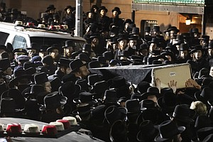 New York To Increase Police Presence After Anti-Semitic A...