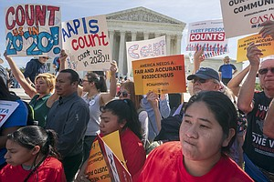 Census Bureau Finds Latinos, Asians Sensitive To Now-Bloc...