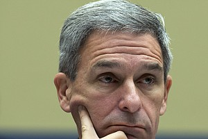 DHS's Cuccinelli Faces Backlash Over Deleted Tweet About Suspect In Hanukkah ...