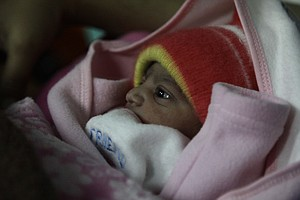 UNICEF Estimates 400,000 Babies Will Be Born On New Year's Day