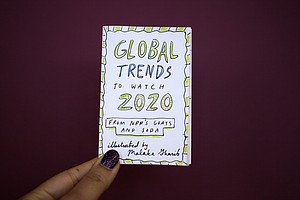 Grim And Hopeful Global Trends To Watch In 2020 (And Fold Into A Zine)