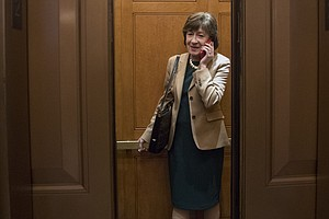 As Impeachment Trial Looms, Sen. Susan Collins Faces Scru...
