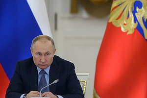 Putin's Rule Turns 20: Many Russians Find Stability; A Ne...