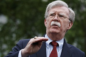 Bolton Says He Would Testify In Senate Impeachment Trial ...