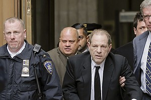 Harvey Weinstein Is Charged With Sexual Assault In Los Angeles, As N.Y. Trial...