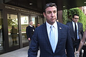 Tangled In Campaign Finance Scandal, GOP Rep. Duncan Hunt...