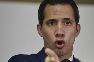 Venezuela's Guaidó Vows To Reclaim Legislature After Takeover By Maduro Suppo...