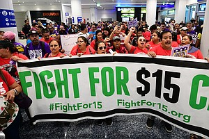 Minimum Wage Hikes Fuel Higher Pay Growth For Those At The Bottom