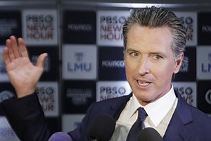 California Governor Pushes $1.4 Billion Plan To Tackle Ho...
