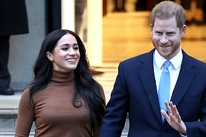 Meghan And Prince Harry To 'Step Back' As Senior Royals