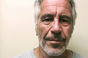 Video Outside Cell During Jeffrey Epstein's First Suicide Attempt 'No Longer ...
