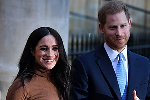 Meghan And Harry 'Step Back' As Royals — What Does That M...