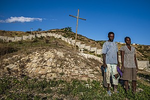 A 'Lost Decade': Haiti Still Struggles To Recover 10 Years After Massive Eart...