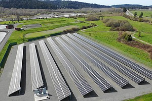 California Reservation's Solar Microgrid Provides Power During Utility Shutoffs