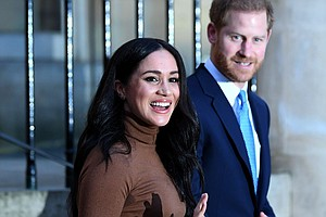 After Summit, Queen Says Royals 'Respect And Understand' Harry And Meghan's D...