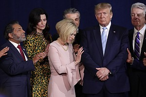 Trump To Reinforce Protections For Prayer In Schools