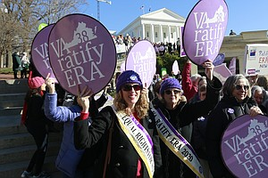 For These Women, The Equal Rights Amendment Has Been A De...