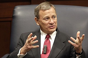 Chief Justice Roberts: Is 'OK, Boomer' Evidence Of Age Discrimination?